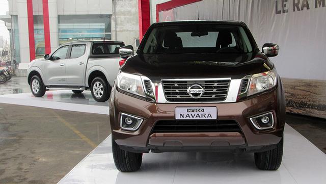 Nissan Phản Hồi Về Thông Tin Navara Gãy Khung