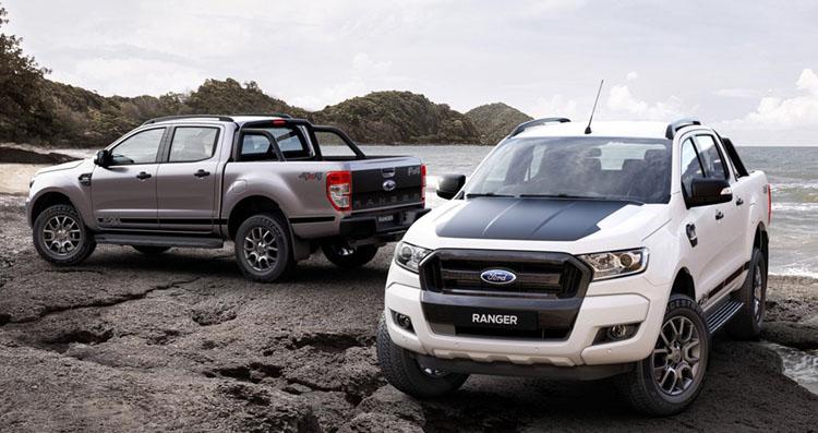 Ford Ranger FX4 2018 Ra Mắt Phiên Bản Đặc Biệt
