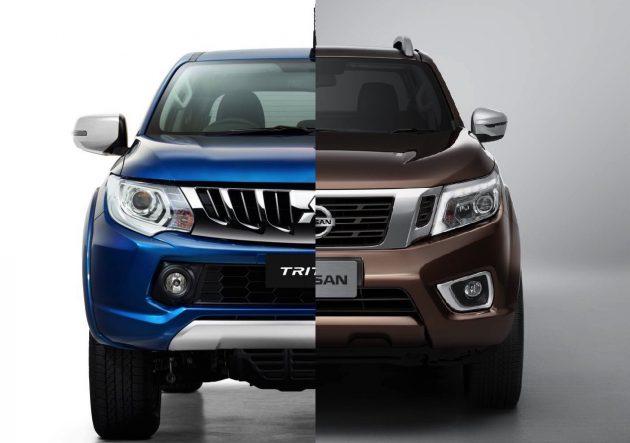 Nissan thâu tóm Mitsubishi: NAVARA và TRITON thế hệ mới sẽ chia sẻ nền tảng