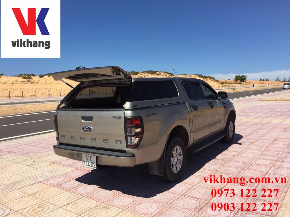Canopy Ford Ranger sản xuất bởi Vi Khang