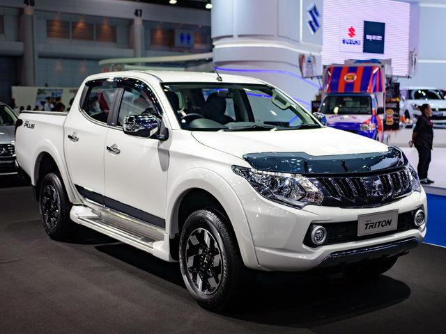 Có nên mua xe bán tải Mitsubishi Triton 2018