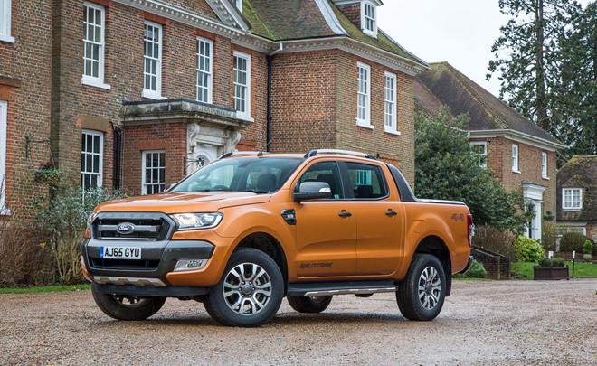 Ford Ranger Thế Hệ Hoàn Toàn Mới Dự Kiến Ra Mắt Vào Năm 2019