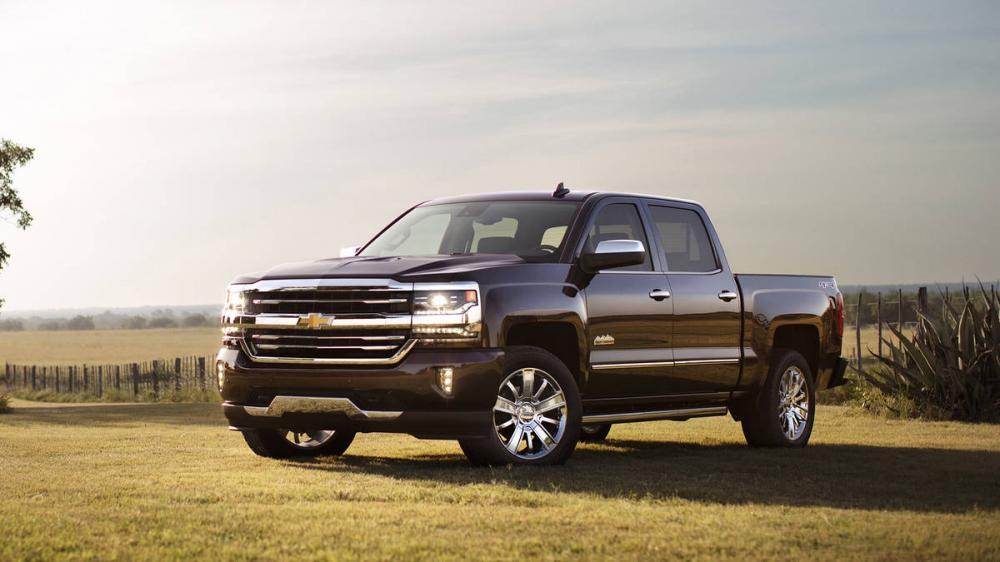 Top 10 xe bán tải bán chạy nhất thế giới