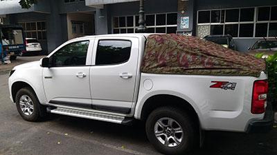 Có xe bán tải nên kinh doanh gì?