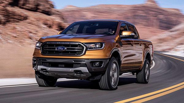 Có nên mua xe bán tải Ford Ranger 2019?