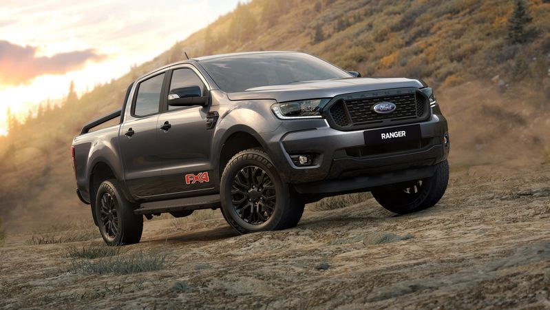 Giới thiệu Ford Ranger FX4 2020 phiên bản đặc biệt