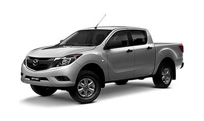 So sánh xe bán tải Ford Ranger và Mazda BT50