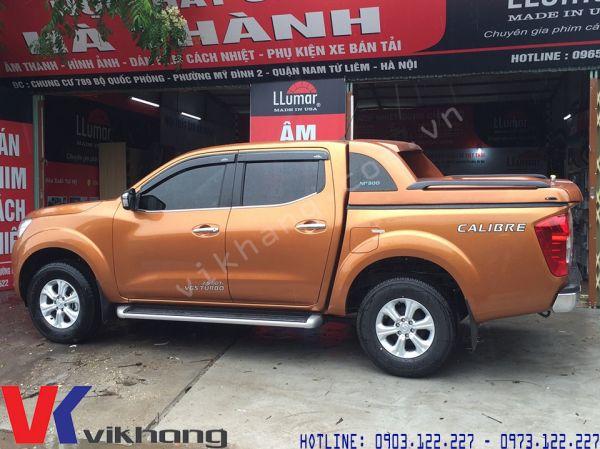Nắp Thùng Xe Bán Tải Nissan Navara - VKTOP