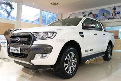 Mức tiêu hao nhiên liệu xe bán tải Ford Ranger Wildtrak 3.2
