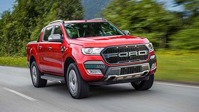 Có nên mua xe bán tải Ford Ranger