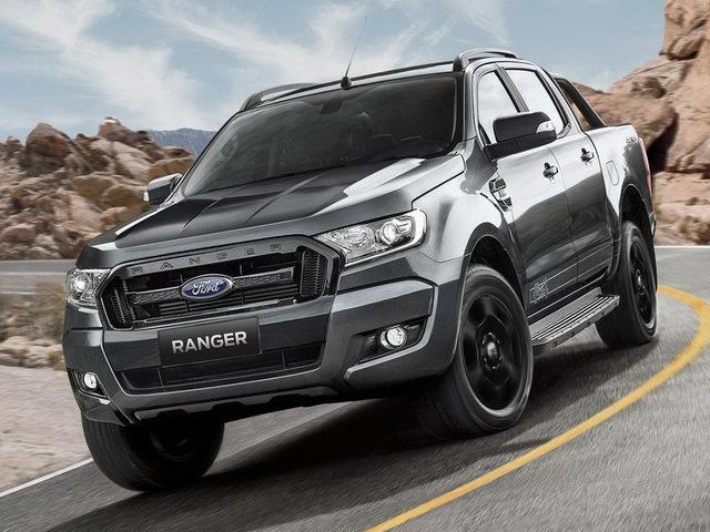 Đây Chính Là Lý Do Vi Sao Ford Ranger FX4 Hạ Giá