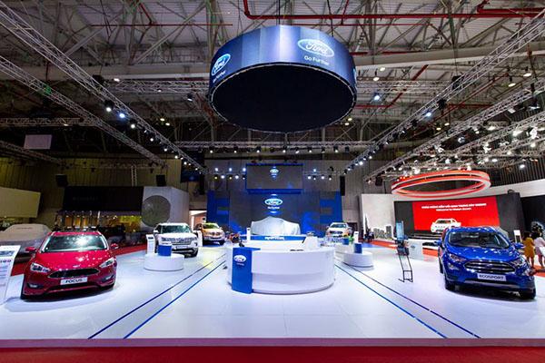 Ford Việt Nam tăng trưởng mạnh trong tháng 10/2018