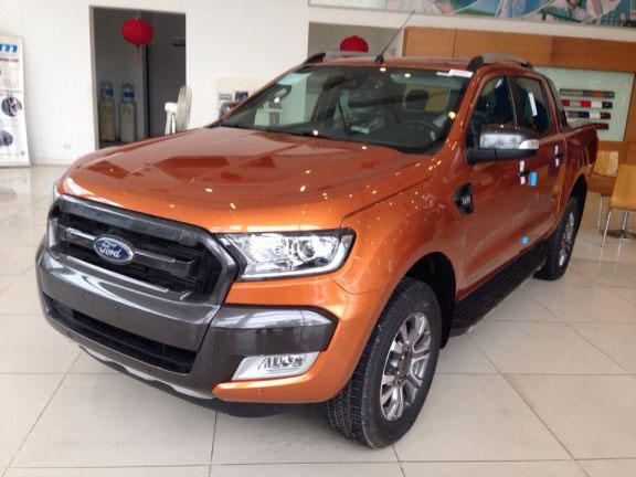 Thông số kỹ thuật Ford Ranger Wildtrak 2017
