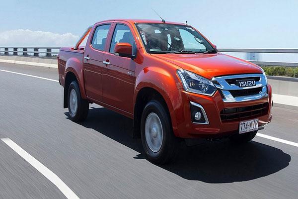 Đánh giá xe bán tải Isuzu Dmax 2018 mới ra mắt tại Việt Nam
