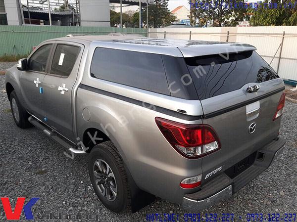 Giá thành xe bán tải và các loại nắp thùng ưa dùng cho dòng Mazda BT50