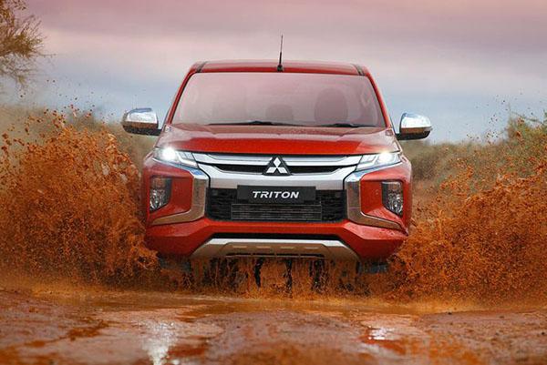 Sơ lược về mẫu Mitsubishi Triton 2019 vừa ra mắt