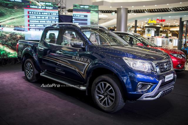 Nissan Navara Special Edition và Nissan X-Trail Limited Edition Trình Làng