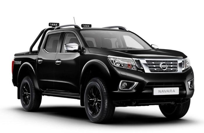 Chiếc Xe Bán Tải Mới Nissan Navara Chỉ Sản Xuất Ở Châu Âu