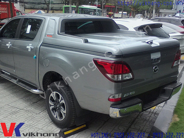 Top 3 Nắp Thùng Xe Bán Tải Cho Mazda BT50 Được Ưa Chuộng Nhất