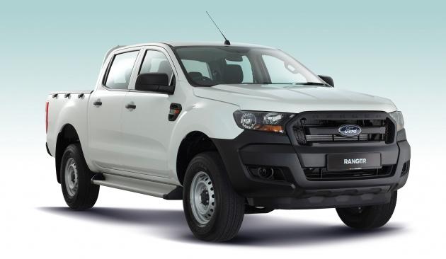 Ford Ranger XL Standard Bản Nâng Cấp Của Người Tiền Nhiệm XL