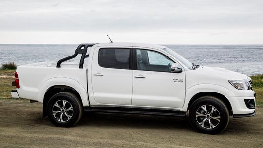 Có nên mua xe bán tải cho gia đình?