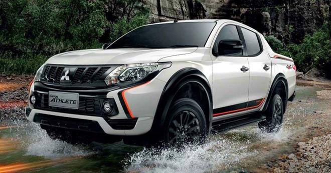 Đánh giá xe bán tải Mitsubishi Triton 2018