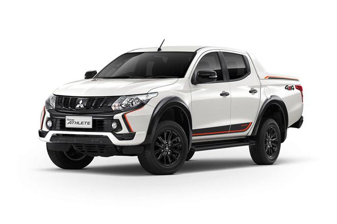 Đối Thủ Mới Của Ford Ranger Là Mitsubishi Triton Athlete Sắp Ra Mắt