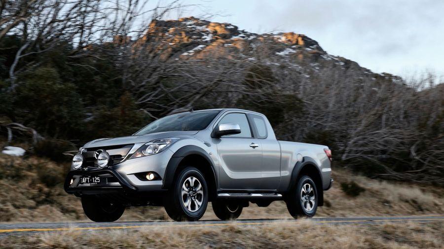 Đánh giá xe bán tải Mazda BT50