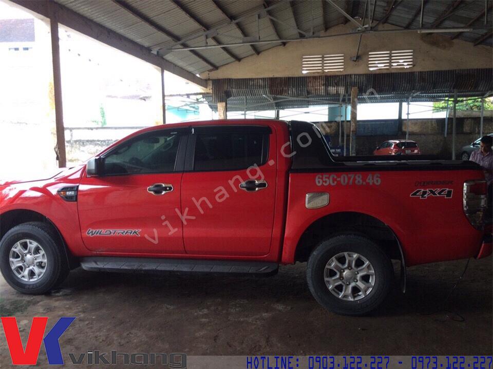 Khung thể thao Ford Ranger Wildtrak FSW-01