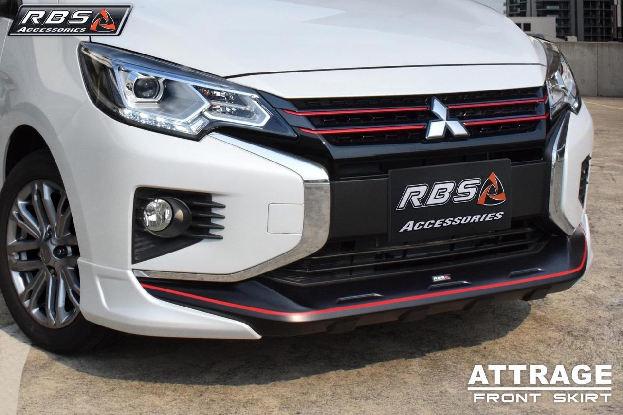 Body Kit Attrage 2020 - Hàng RBS Thái Lan