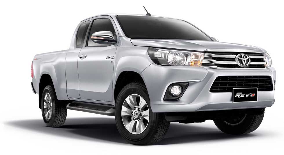 Nắp thùng cuộn Toyota Hilux Revo 2018