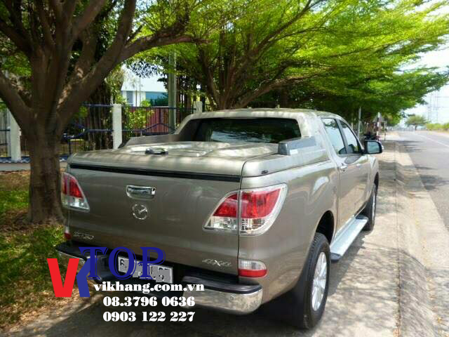Thùng Thấp Xe Bán Tải Mazda BT50 - FSO-1