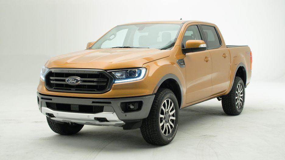 Nắp thùng thấp xe bán tải Ford Ranger 2019