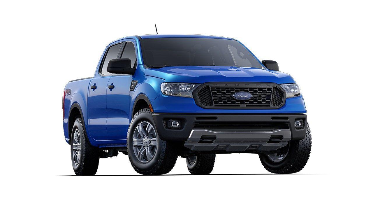 Nắp cao Ford Ranger 2019