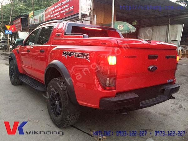 Nắp thùng Raptor FSR-TC