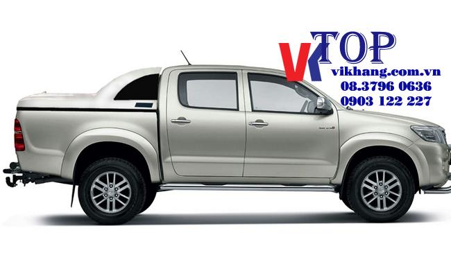 Nắp Thùng Thấp Toyota Hilux Revo - Mã : TSO-2