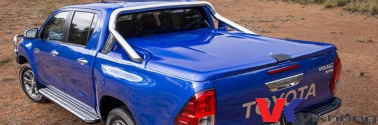 Nắp thùng thấp Toyota